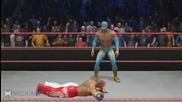Wwe Smackdown vs. Raw Sin Cara by Ashadurfilms ft. The Undertaker (sdvr 2011) Sports