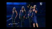 20.05 Норвегия - Полуфинал Евровизия 2008