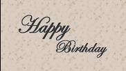 Happy Birthday Demi