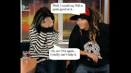 Tokio Hotel Their Secret Hobbies Funny 2