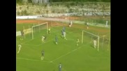 Здрав кютек между играчи на Черноморец