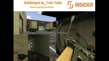 Урок По Стрелба През Стените На Detrain