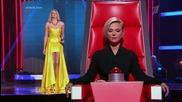 Гласът на Русия 3 Александра Воробьева - Chandelier