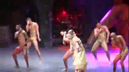 Born This Way Ball - Act 1