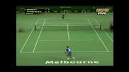 Australian Open 2007 : Хюит - Гонзалез