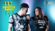 New! Джулиано Ft. Лорена - Слушай, Малката 2017 (radio Monster Energy)