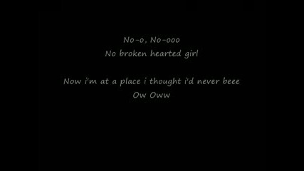 Beyonce - Broken hearted girl [with Lyrics]