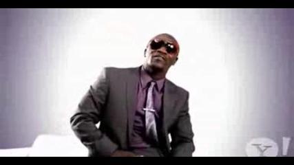 * Бг Превод * Akon Feat. Colby O Donis & Kardinal Offishall - Beautiful ( Високо Качество )