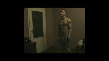 Марио Комитски - Тренировка за гръб и бицепс