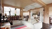 Сглобяема къща в минималистичен стил
