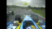 F1 Fernando Alonso Hungary GP 06+pictures