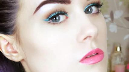 Момичето Талант! Как да се гримирате като Katy Perry