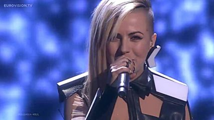 4-то място за България на Евровизия ! Поли Генова - Ако Любовта е престъпление ( Bulgaria ) H D
