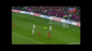 А група | Русия 4 - 1 Чехия
