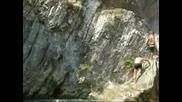 Скок От Скалите В Медвен