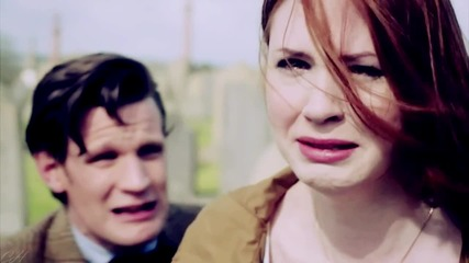 Doctor Who - Сбогом на Ейми и Рори