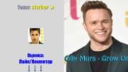 [ Lyrics ] Olly Murs - Grow Up