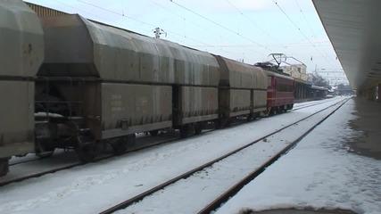 Бдж 44 108 с товарен влак през Пловдив