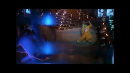 Jim Carrey Dance On Hey Pachuco The Mask Maske 1 Skobe Holywood Studio Film 2015 Hd