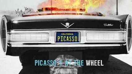 Train - Bulletproof Picasso Lyric Video