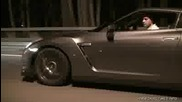 Hd Corvette Zr1 vs Nissan Gtr Revanche