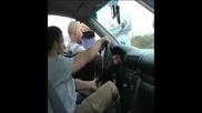 Крав Мага България - нападение при колата - Самоотбрана
