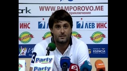 Тодор Енев: Можем да бием Унгария и без Григор