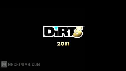 Dirt 3 Debut Trailer [hd] (720p)