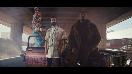 Rudimental x Major Lazer - Let Me Live (feat. Anne-Marie & Mr Eazi) (Оfficial video)