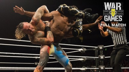 Aleister Black vs. Velveteen Dream: NXT TakeOver: WarGames 2017 (Full Match - WWE Network Exclusive)