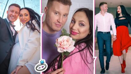 """Ново звездно БГ семейство: Арти и Криси Дончева си казаха """"да"""" в навечерието на важен ден"""