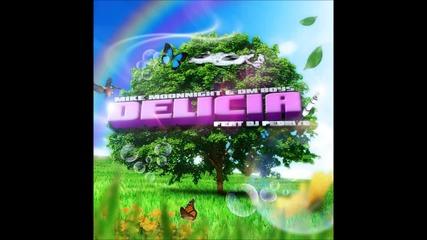 Mike Moonnight & Dm'boys - Delícia (feat Dj Pedrito)