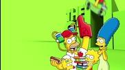 Simpsons Als Ice Bucket Challenge _ The Simpsons _ Animation on Fox[1]