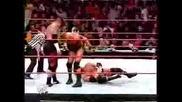 Wwe Orton & Umaga Vs Hhh