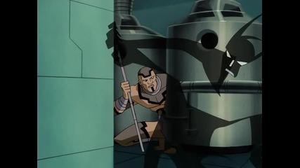Batman Beyond - 2x21 - Plague