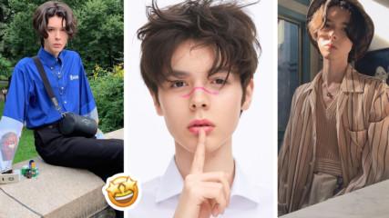 Познахте ли това момче? Кристиан Костов е същинска модна икона и звезда в Китай