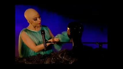 Lady Gaga - Hair (live) Paul O'grady