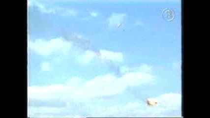 Среща на два Миг-29  завърши зле