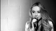 Ed Sheeran - Thinking Out Loud ( Cover by Sabrina Carpenter )