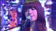 (hd) Juniel & Yonghwa ( Cn Blue) - Loveful (debut stage) ~ M Countdown (07.06.2012)