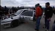 Най-бързата кола в България! Рекорд!