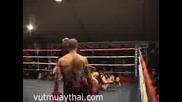 Muay Thai - Бой