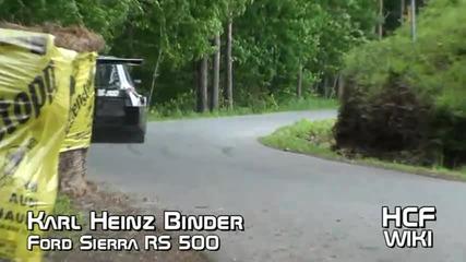 Karl Heinz Binder - Ford Sierra Rs 500