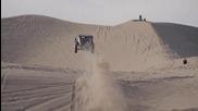 Офроуд в пустинята!