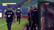 Валентин Антов върна един гол за ЦСКА преди почивката