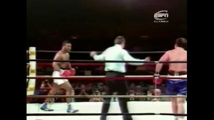 Годините на Mike Tyson от 1985 до 2002