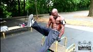Hannibal For King - Стрийт фитнеса е моят живот!