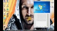 Програма за автоматично сменяне на картинката на десктопа +линк