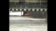 Потопът в Бургас - 28 Декември 2009