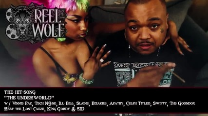 Reel Wolf Presents- The Underworld (official Commercial) Album Out Now! 2013